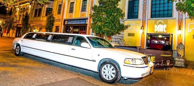 Praterdome Limousine Club Package