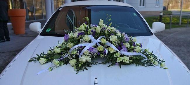 Limousine für Hochzeit mieten
