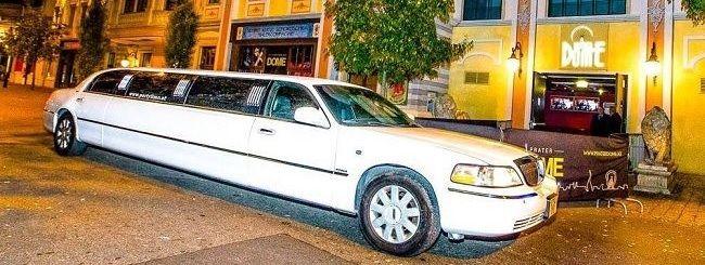 Lincoln Town Limousine mieten